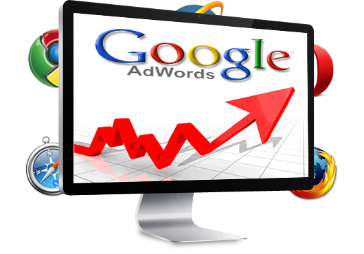 Google Adwords рекламная компания